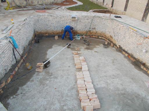 Bauen in paraguay parakay news - Pool versenken ohne beton ...